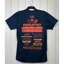 Sizzlefest Official Festival 2021 T-shirt thumbnail
