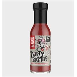 Angus & Oink Dirty Barbie BBQ Sauce 300ml thumbnail