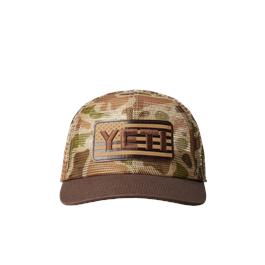 Yeti USA Flag Trucker - Brown/Camo thumbnail