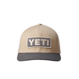 Yeti Logo Badge 60/40 Trucker - Taupe/grey thumbnail