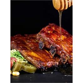 Rusty BBQ Honey Hog Wash Rub 200g Thumbnail Image 1