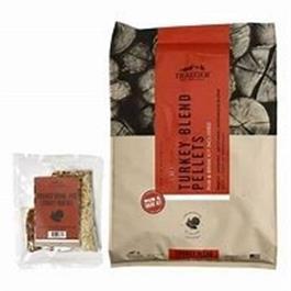 Traeger Limited Edition Turkey Wood Pellets & Brine Kit thumbnail