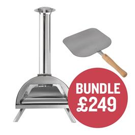 Alfresco Chef Ember Pizza Oven Including Pizza Peel thumbnail