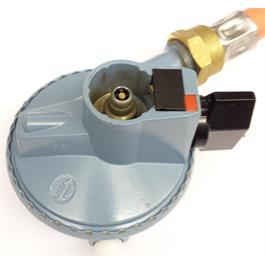 GasBoat 4001 Marine Clip-on Regulator  BS EN 16129 Annex M Thumbnail Image 1