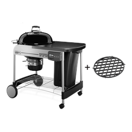 Weber 57cm Performer Deluxe GBS Charcoal Grill (57cm) thumbnail