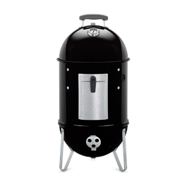 Weber Smokey Mountain Cooker 37cm Black thumbnail