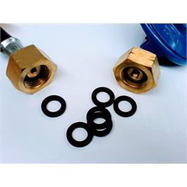 Standard 4.5KG Butane Regulator Replacement Washer thumbnail