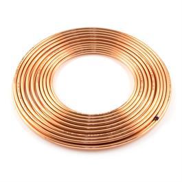 1/4 x 1Mtr Copper Pipe BS EN12449 or EN1057 thumbnail