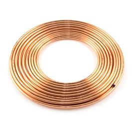 3/8  x  1Mtr Copper Pipe BS2871 or EN1057 thumbnail