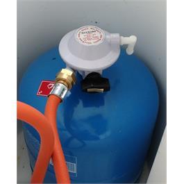 GasBoat 4005 Marine Gaz Regulator BS EN 16129 Annex M Thumbnail Image 1