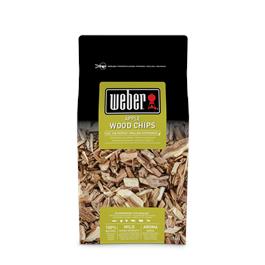 Weber Apple Wood Chips - 0.7kg thumbnail