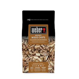 Weber Whisky Oak Wood Chips - 0.7kg thumbnail
