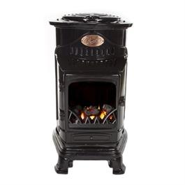 Calor Gas Provence Gloss Black Heater thumbnail