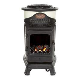 Provence Calor Real Flame Effect 3kW Cream Gas Heater thumbnail