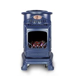 Provence Calor Real Flame Effect 3.4kW Blue Gas Heater thumbnail