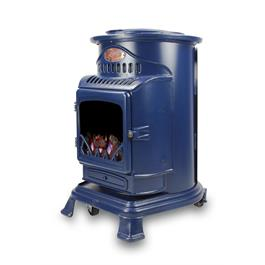 Provence Calor Real Flame Effect 3.4kW Blue Gas Heater Thumbnail Image 1