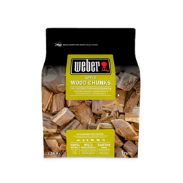 Weber Apple Wood Chunks thumbnail