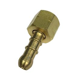 1/4 Left Hand Nut to 8mm Nozzle thumbnail