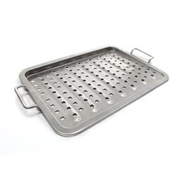 Broil King Stainless Steel Grill Topper Thumbnail Image 0