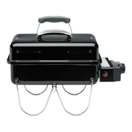Weber Go-Anywhere Black Gas Barbecue thumbnail