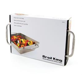 Broil King Deep Dish Grill Wok      Thumbnail Image 5