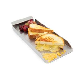 Broil King Narrow Stainless Griddle Thumbnail Image 1