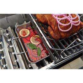 Broil King Stainless Steel Roasting Pan Thumbnail Image 5