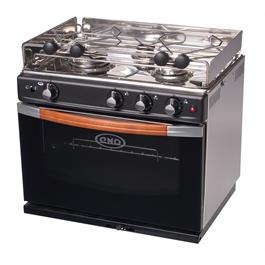 ENO GASCOGNE 3 Galley Range with Oven and Grill thumbnail