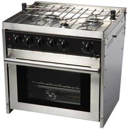 Force 10 Marine Standard 5 Burner Galley Range thumbnail