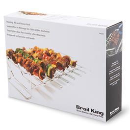 Broil King Multi Rack & Skewer Kit Thumbnail Image 5