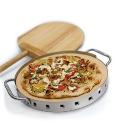 Broil King Imperial Collection Pizza Stone Grilling Set Thumbnail Image 1