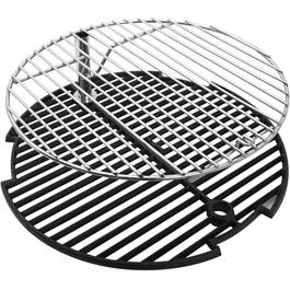 Broil King Keg Premium Cooking Grate Set Thumbnail Image 0