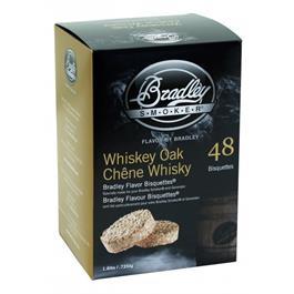 Bradley Whiskey Oak Bisquettes thumbnail