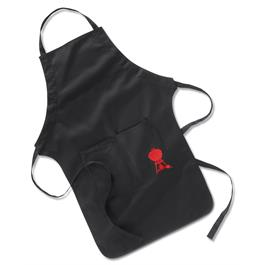 Weber Black Apron - With Adjustable Strap thumbnail