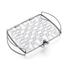 Weber Stainless Steel Small Grilling Basket thumbnail