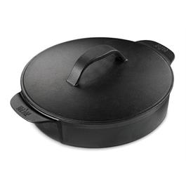 Weber Gourmet Barbecue System Cast Iron Dutch Oven thumbnail