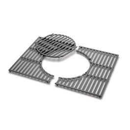 Weber Genesis 300 Series Cast Iron Gourmet Barbecue System Cooking Grates thumbnail