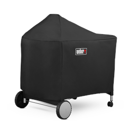Weber Premium Barbecue Cover - Fits Performer Premium & Deluxe thumbnail