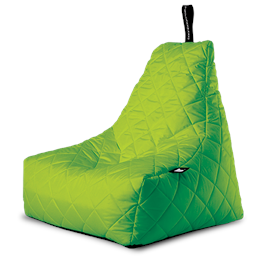 Quilted B Bag Mighty Lime thumbnail
