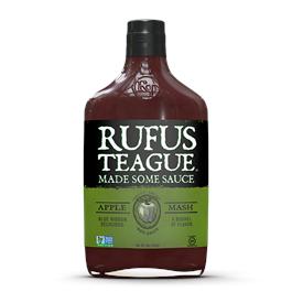 Rufus Teague Apple Mash BBQ Sauce 453g thumbnail