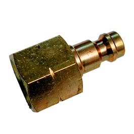 1/4 LH Quick Release Fitting Thumbnail Image 0