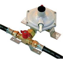 GasBOAT 4408/R Marine Gas Regulator Kit Thumbnail Image 8