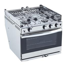 ENO Maine BRETAGNE 3 Galley Range with Oven/Grill thumbnail