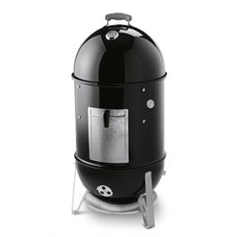 Weber 47cm Smokey Mountain Cooker  Black (Includes Free Cover) thumbnail