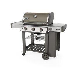 Weber Genesis II E-310 GBS Gas Barbecue (Smoke Grey) thumbnail