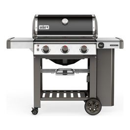 Weber Genesis II E-310 GBS Gas Barbecue (Black) thumbnail