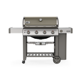 Weber Genesis E-410 GBS Gas Barbecue (Smoke Grey) thumbnail