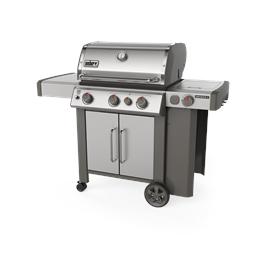 Weber Genesis II SP-335 GBS Gas Barbecue (Stainless Steel) thumbnail