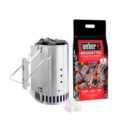 Weber Essentials Charcoal Bundle Thumbnail Image 1
