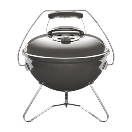 Weber Smokey Joe Premium Charcoal Grill 37cm - Smoke Grey thumbnail
